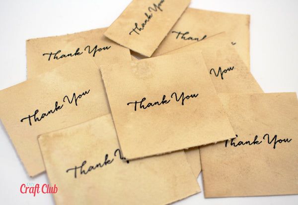 How to say thank you to your customers