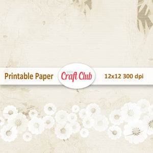 wedding paper printables