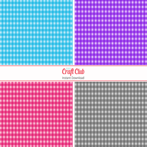 Printable Scrapbooking Paper | Checker