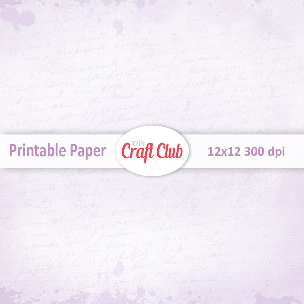 graphic regarding Lined Printable Paper named Pastel Covered Printable Paper - Do-it-yourself Craft Club