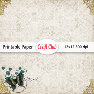 printable wedding paper
