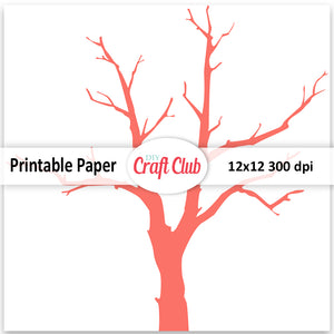 tree paper to print