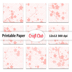 printable post it notes floral