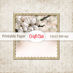junk journal printables