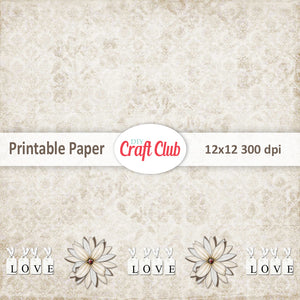 printable journal paper