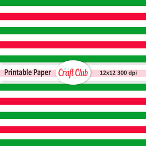 Christmas paper to print