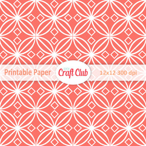 living coral paper