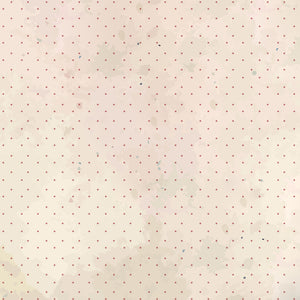 pink polka dotted scrapbooking paper