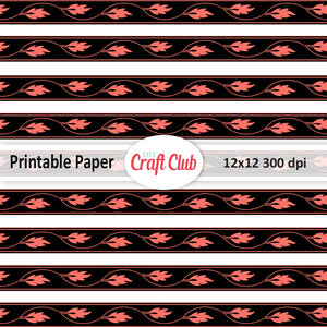 washi tape to print