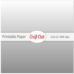 ombre paper to print grey and white