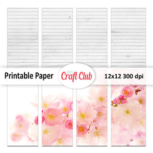 printable junk journal paper