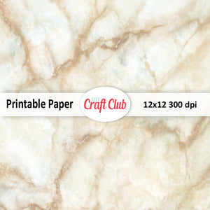 granite scrapbooking paper