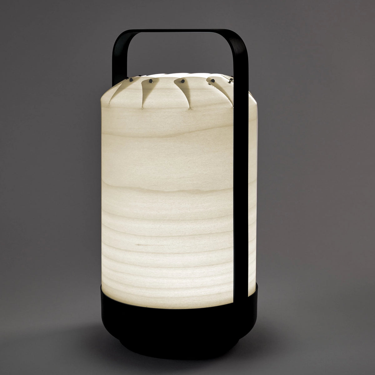 Chou Mini Table Lamp Ivory White