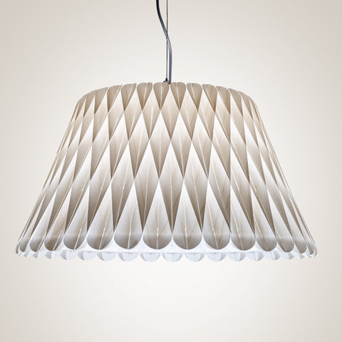 Lola Pendant Wh - Matte White / 20 Ivory Dimmable Led Built In Bluetooth Or Dali
