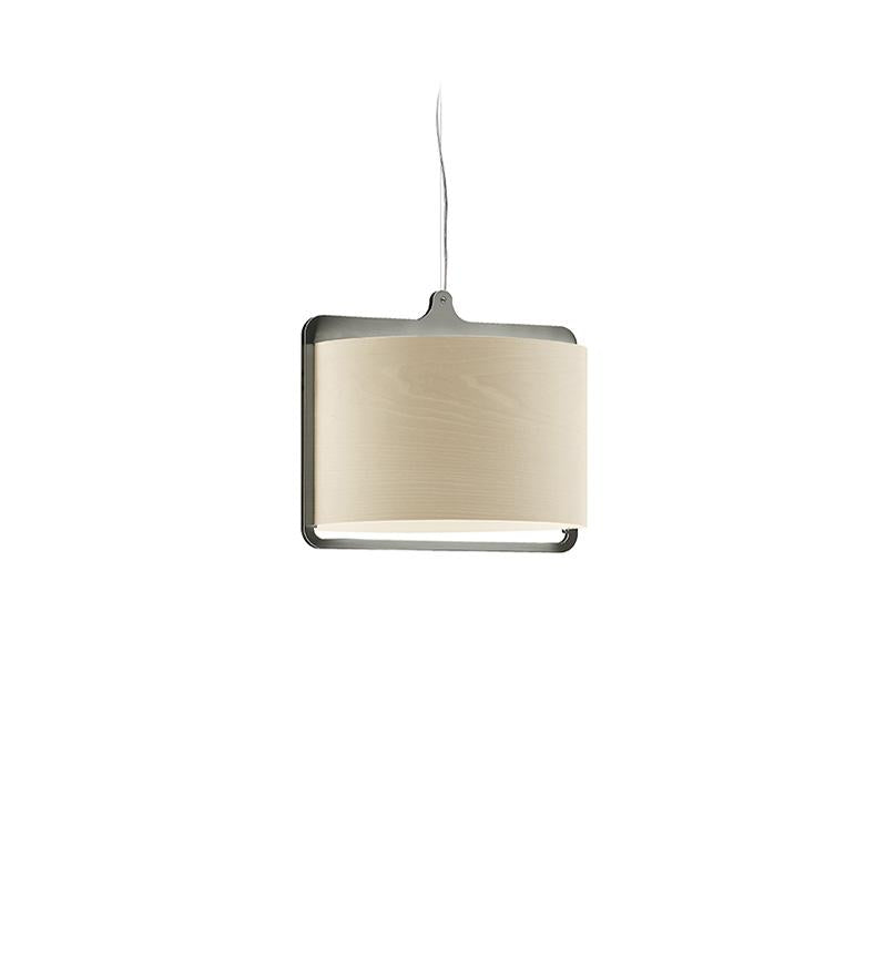 Icon Pendant Ivory White