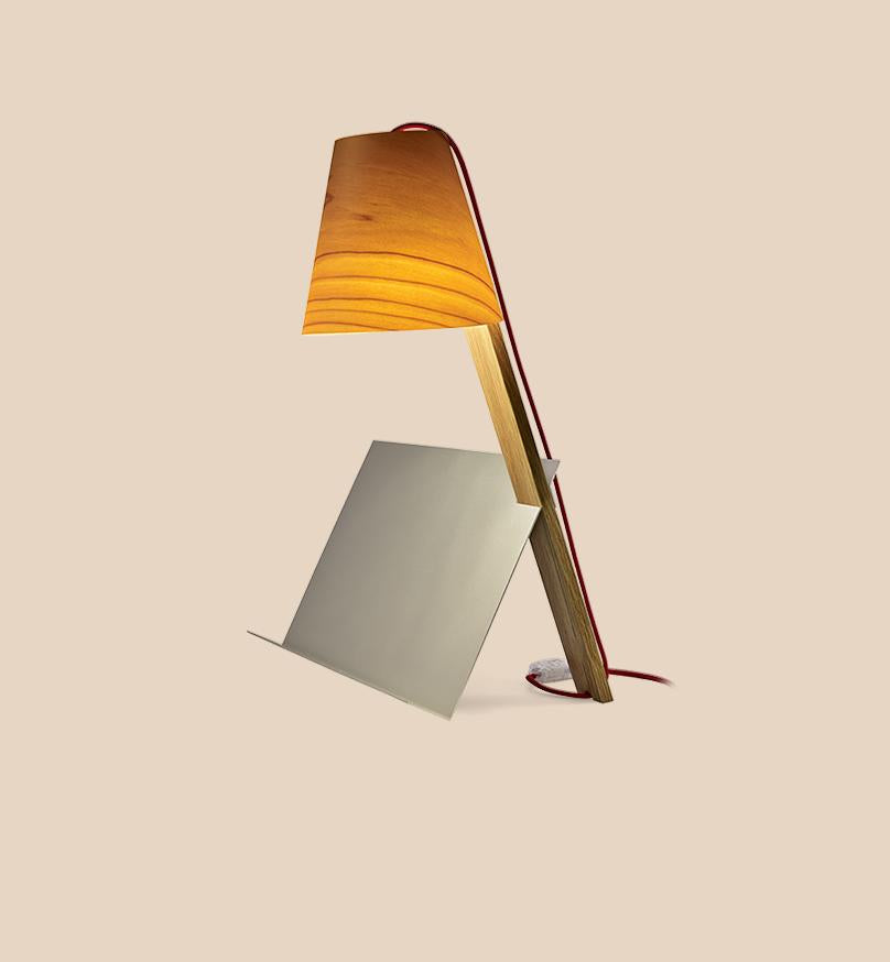 Asterisco Lamp 24 - Yellow Table