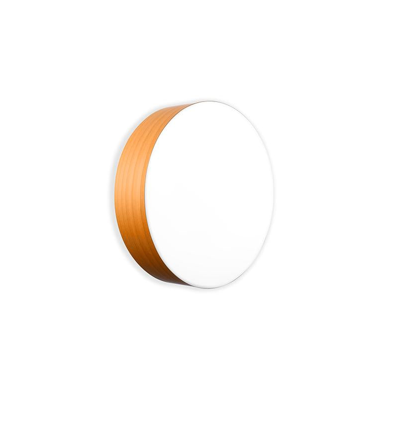Gea Surface Light Large / Gx53 Orange Wall
