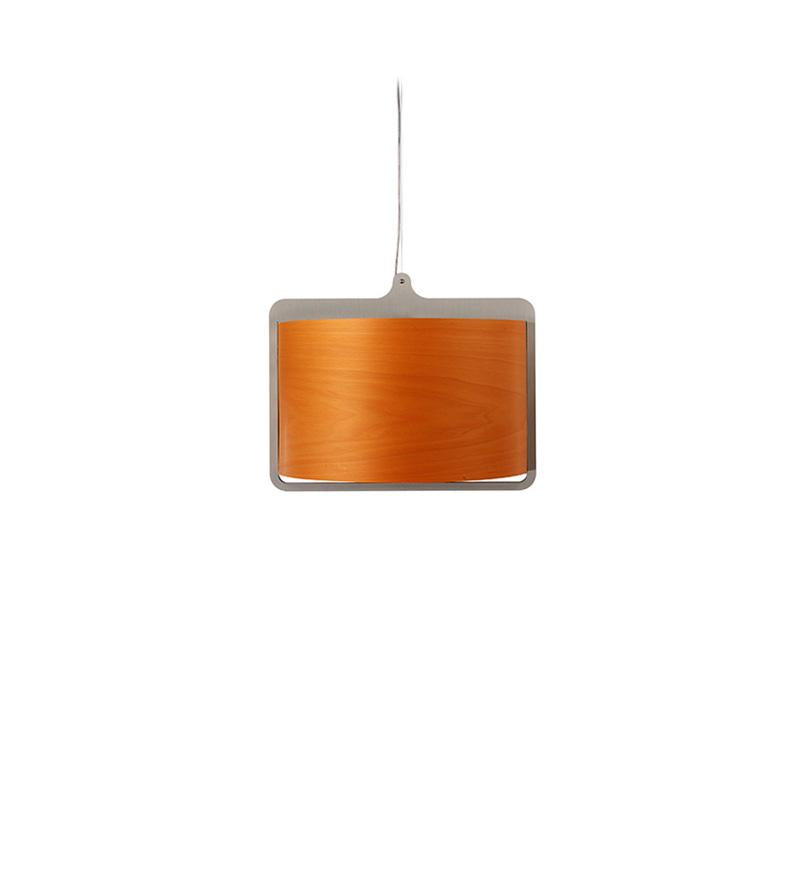 Icon Pendant Orange