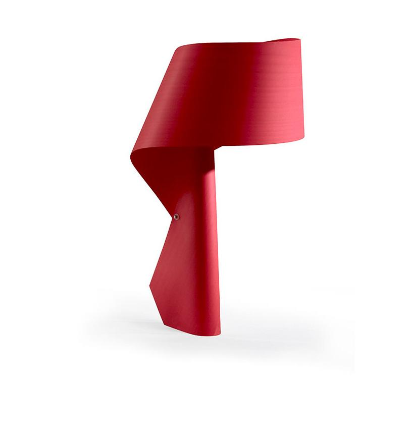 Air Table Lamp Red