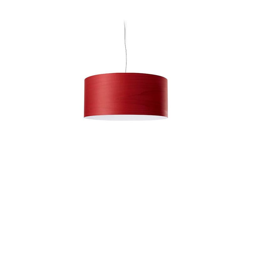 Gea Pendant Small / Red