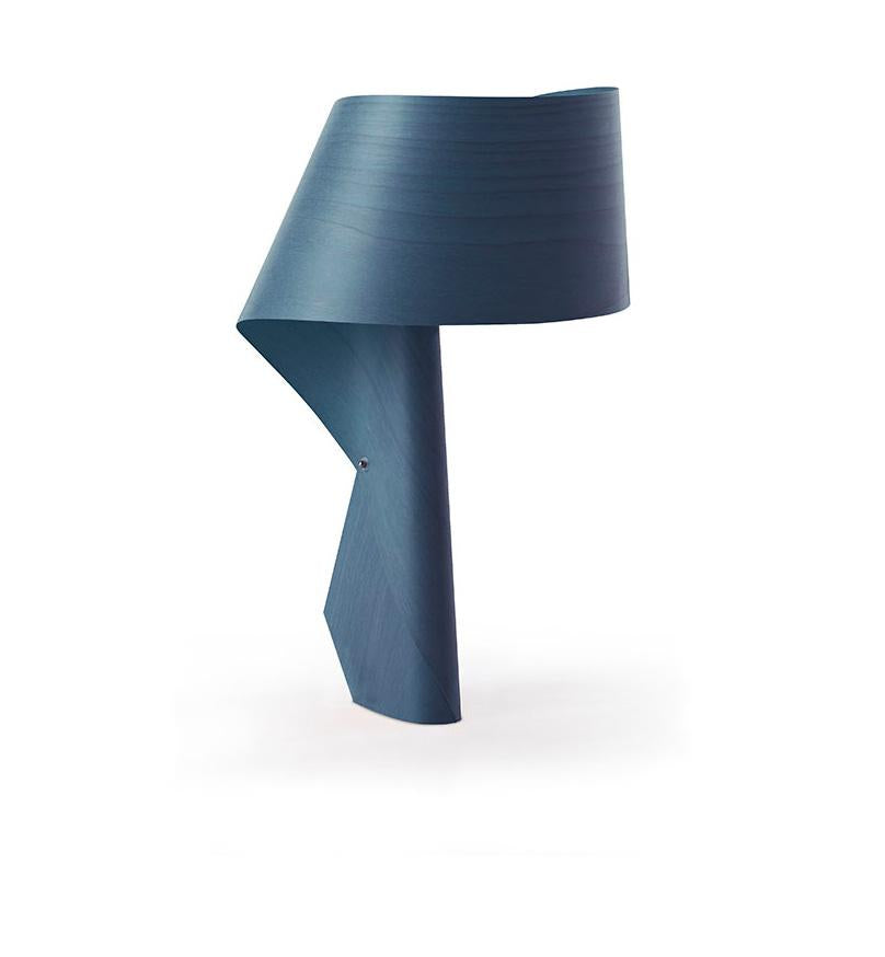 Air Table Lamp Blue