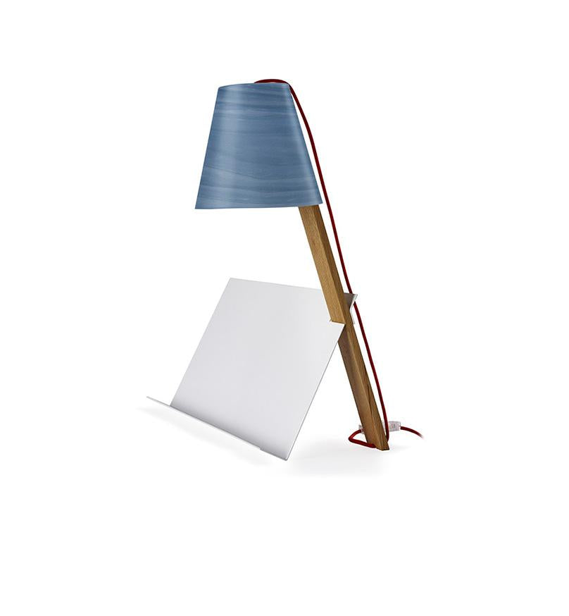 Asterisco Lamp 28 - Blue Table