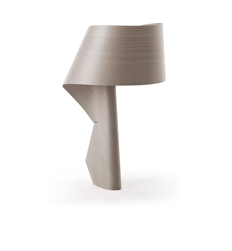 Air Table Lamp Grey