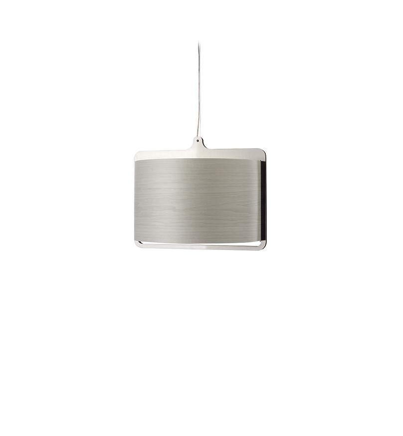 Icon Pendant Grey