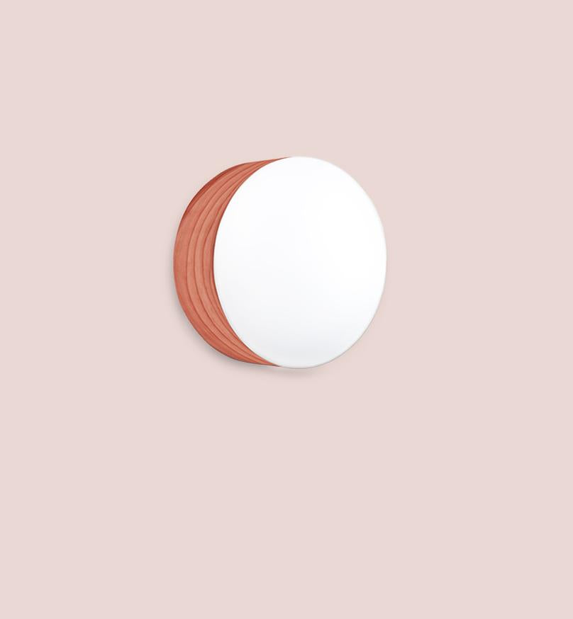 Gea Surface Light Medium / Gx53 Pink Wall