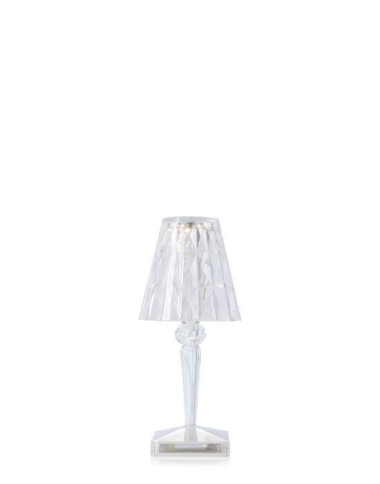 Battery Lamp Table