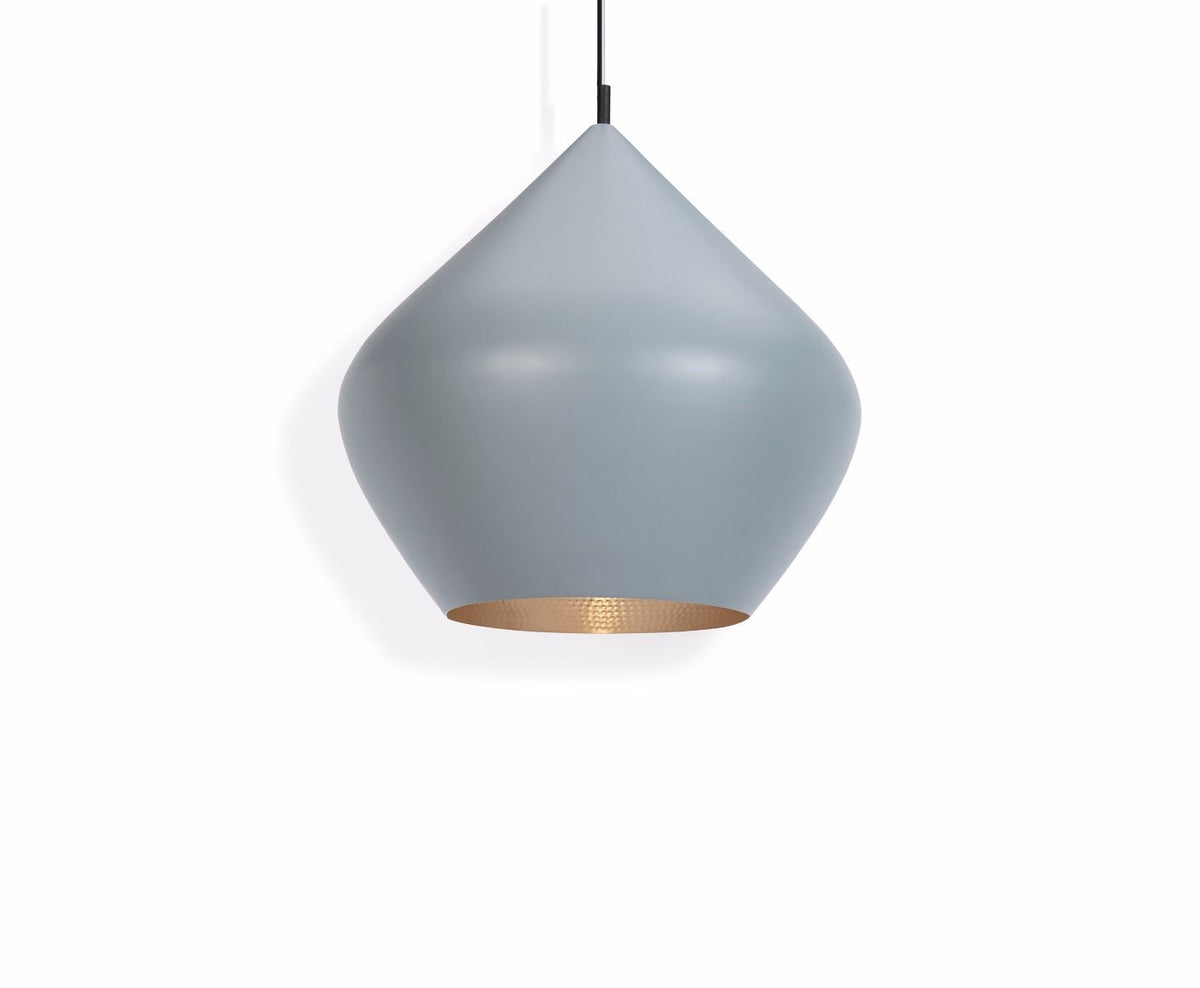 Beat Stout Pendant Grey