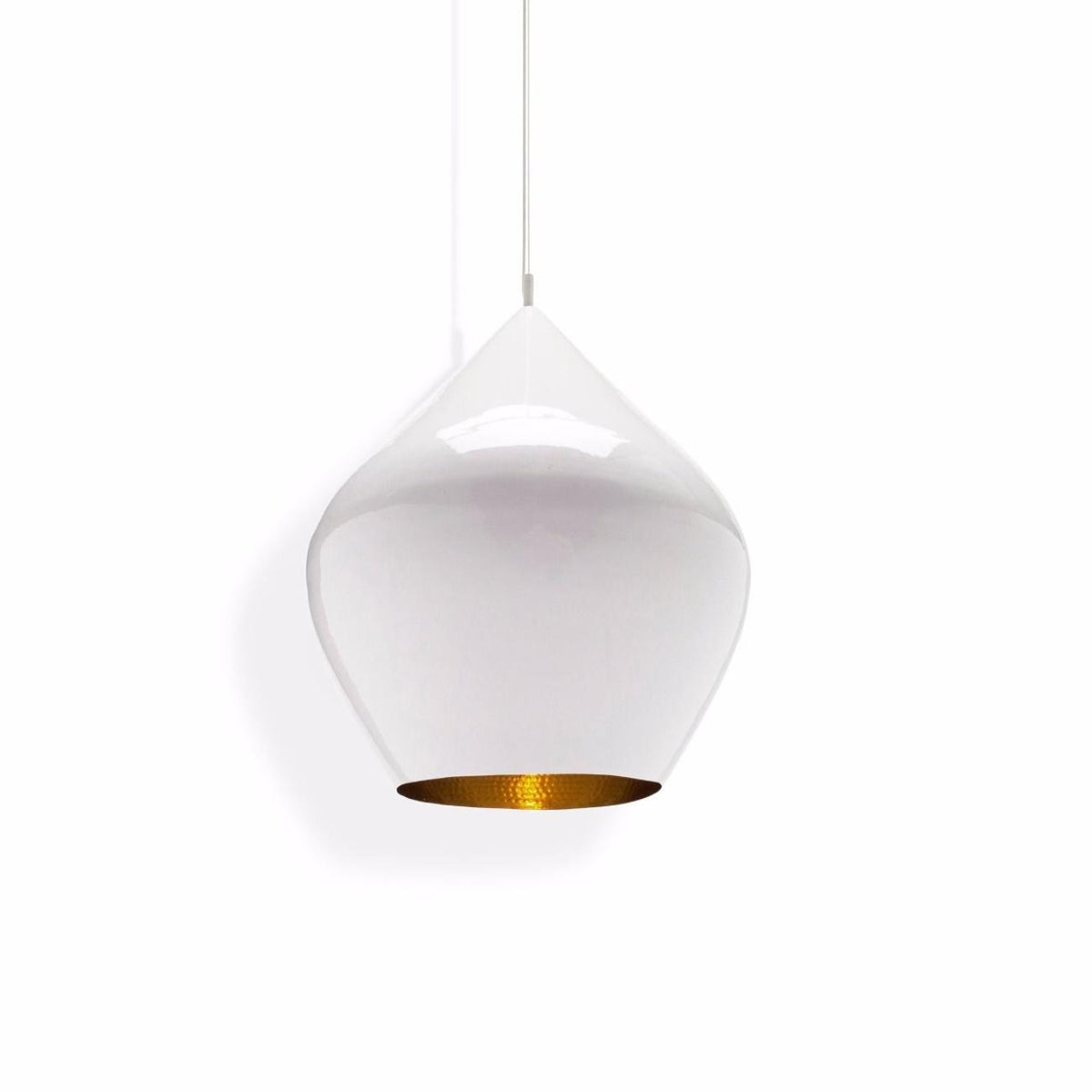 Beat Stout Pendant White