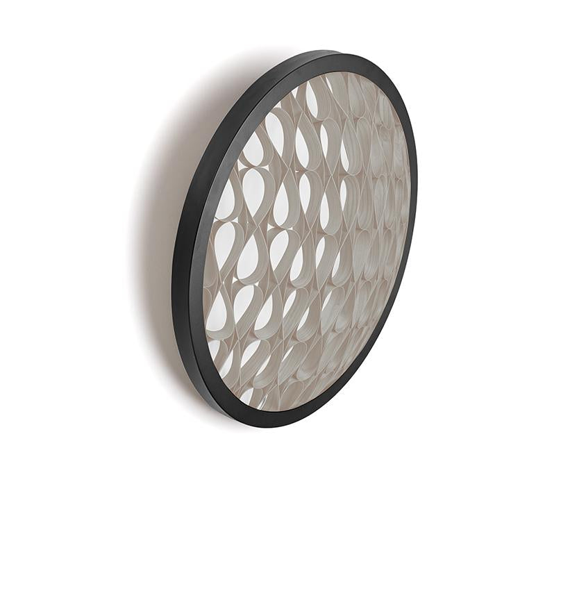 Cervantes Wall Light Led Dimmable / Matt Black Grey