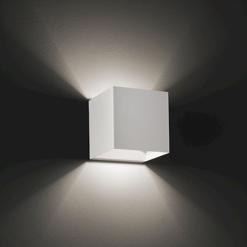 Laser Cube Wall Light