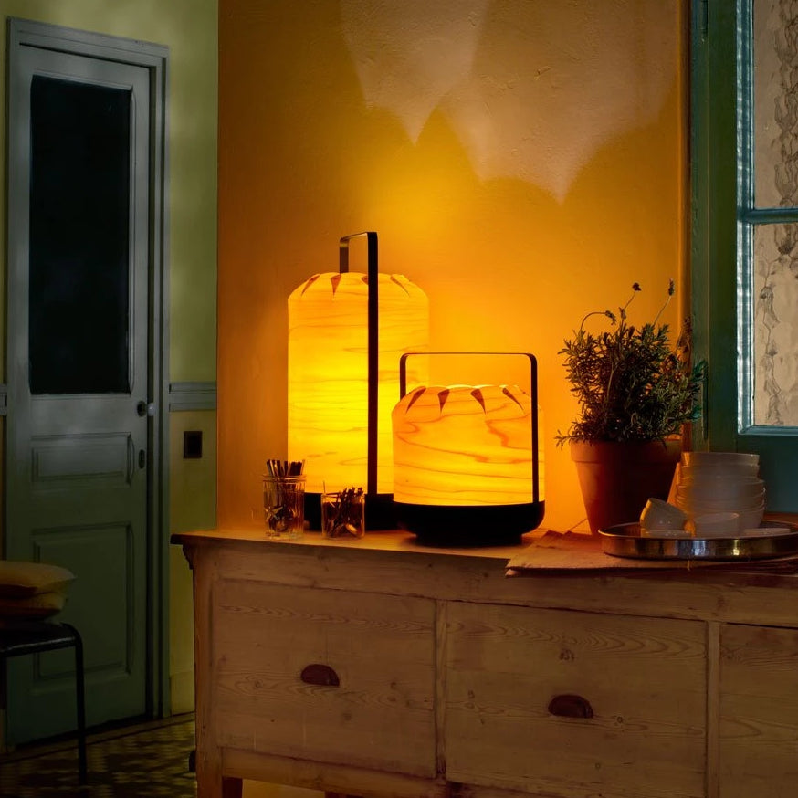 Chou Short Table Lamp