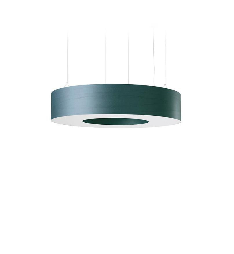 Saturnia L Pendant Led Dimmable / Turquoise