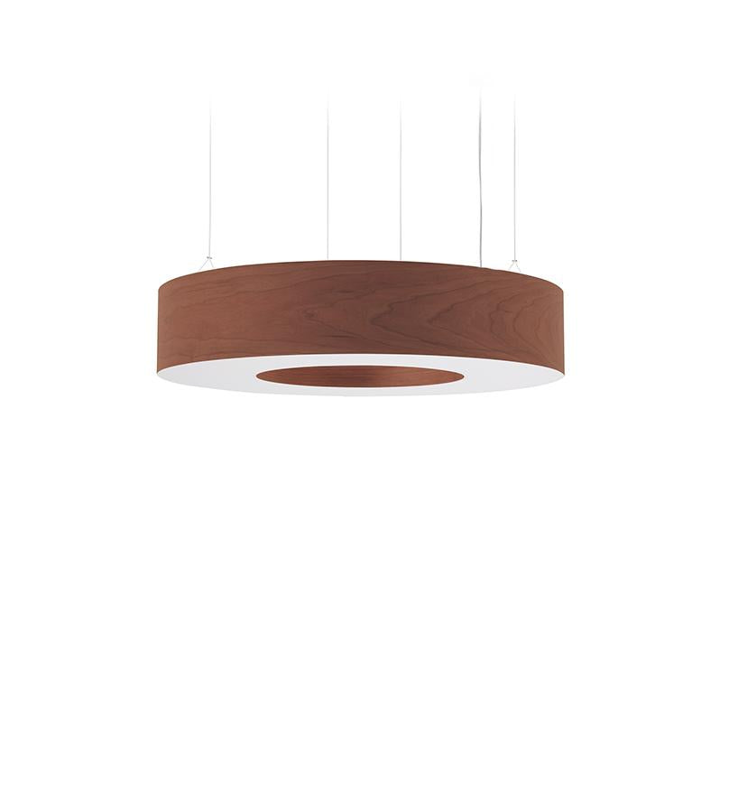 Saturnia L Pendant Led Dimmable / Chocolate