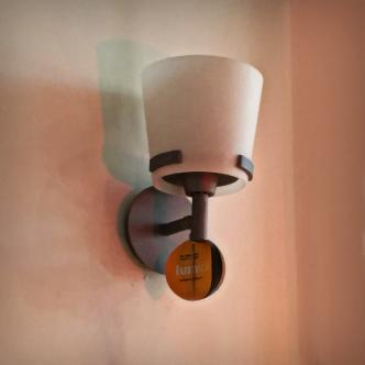Cumbia Wall Light