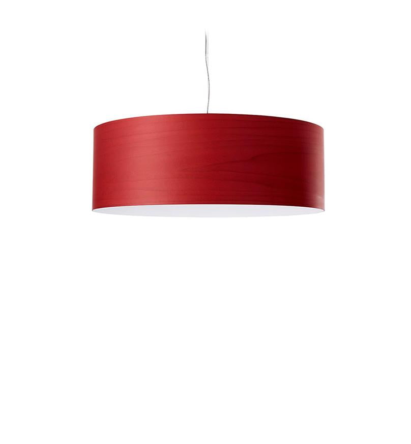 Gea Pendant Large / Red