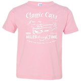 Classic Cars Limited Edition Toddler T-Shirt