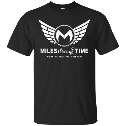 Miles Through Time Logo T-Shirt
