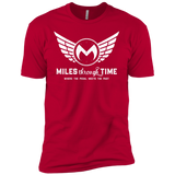 Miles Through Time Logo Boys' T-Shirt