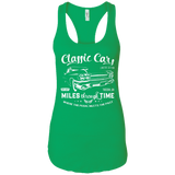 Classic Cars Limited Edition Racerback Tank