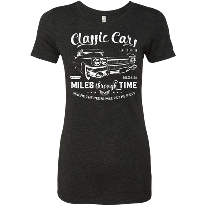 Classic Cars Limited Edition Triblend T-Shirt