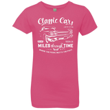 Classic Cars Limited Edition Girls' T-Shirt