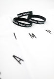 Children's Impact Network Rubber Bracelet