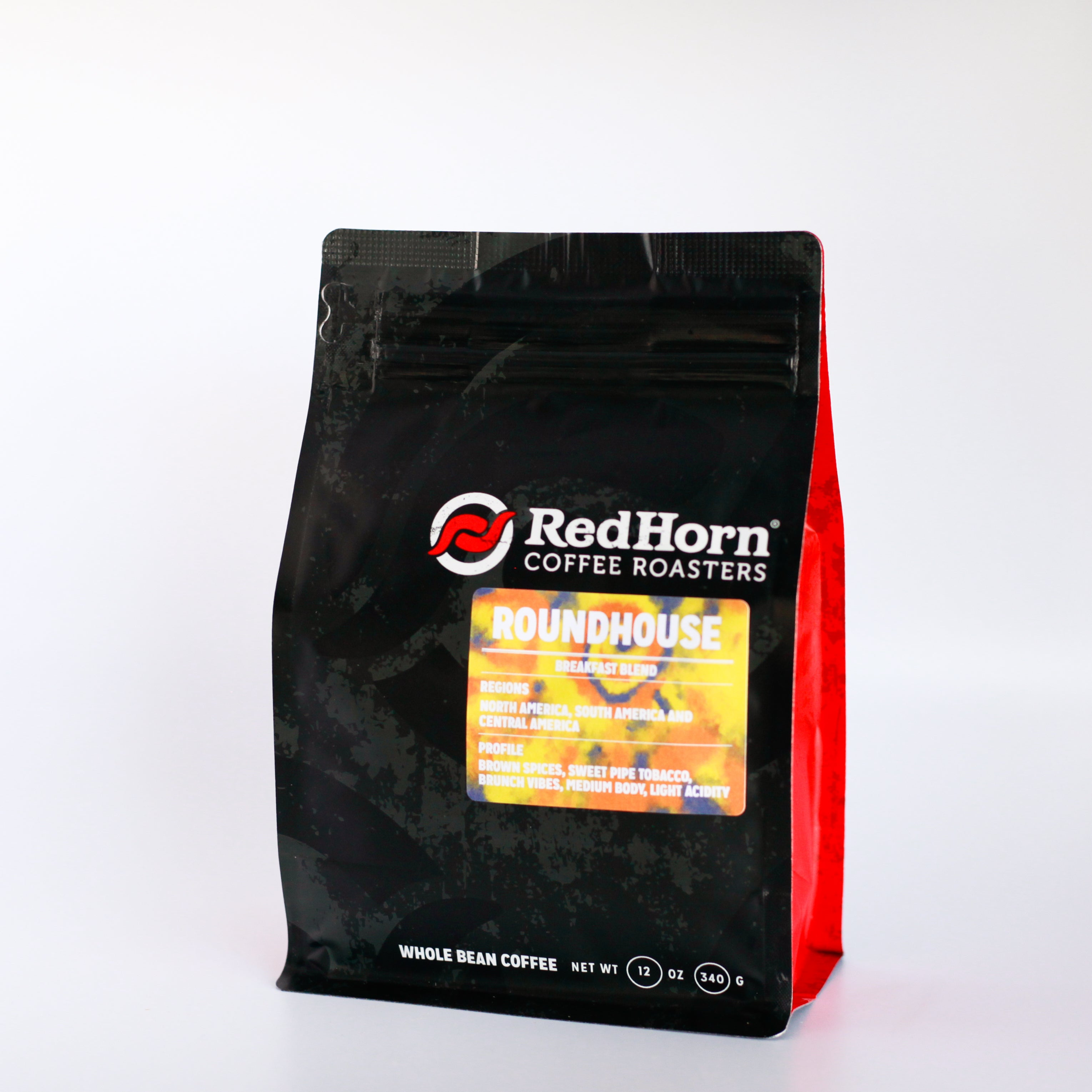 Roundhouse Breakfast Blend