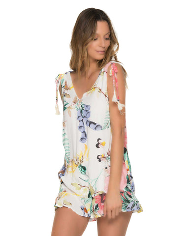 MONSTERA DELIGHT BELOVED COVER UP