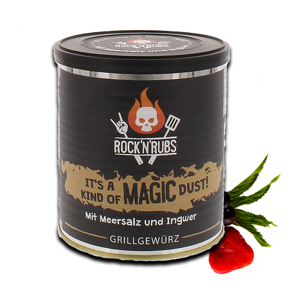 IT'S A KIND OF MAGIC DUST!