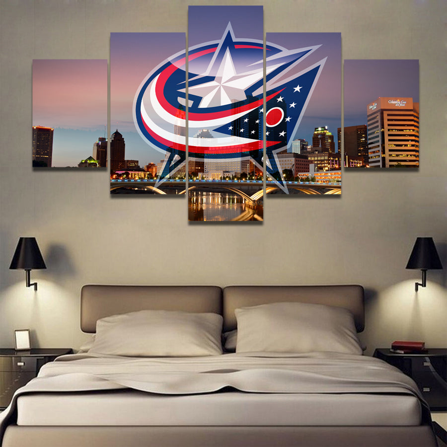 NHL CANVAS ART